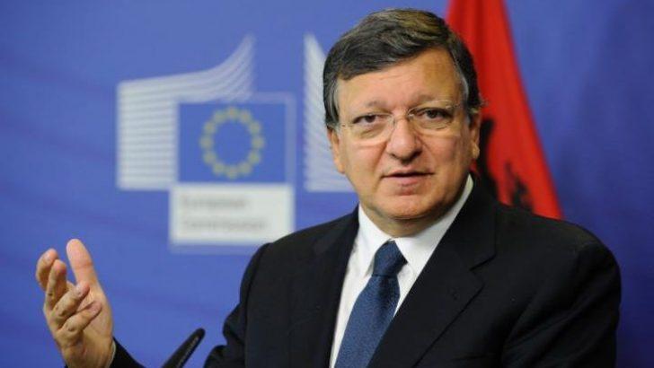 AB Komisyonu eski başkanı Barroso'ya soruşturma