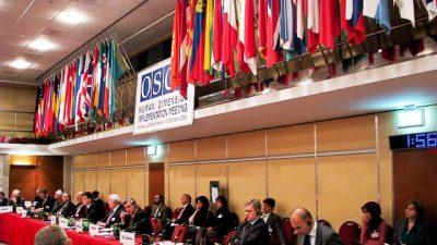 AGİT toplantısında radikalizm ve islamofobi tartışıldı