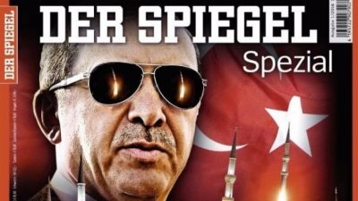 Der Spiegel'in Türkiye özel sayısına tepki