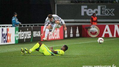 Atiker Konyaspor Avrupa'da kayıp