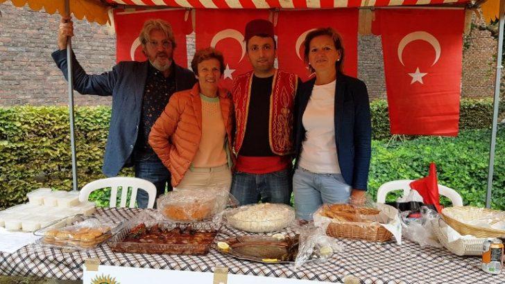 Türk kültürü ve mutfağı 'Casa Del Mundo' festivalinde temsil edildi