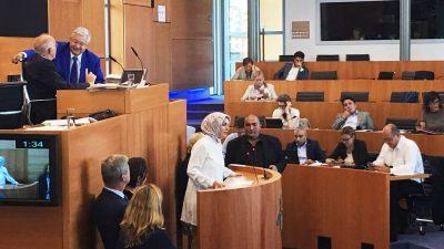 Mahinur Özdemir, Kurban kesimini fiyasko olarak nitelendirdi