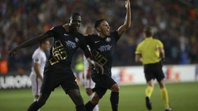 Steaua Bükreş'e Osmanlı tokadı