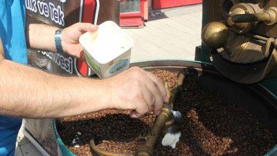 Sandıklı'nın tereyağlı Türk kahvesine Avrupa'dan ilgi