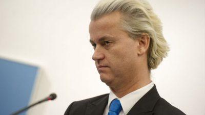"""Wilders'ten """"İslam'dan Arındırma Bakanlığı"""" vaadi"""