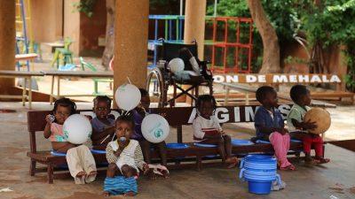 Avrupa Yetim Der, Afrikalı kimsesizlerin umudu oldu