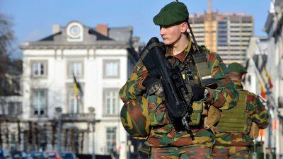 Belçika'da terör alarm seviyesi düşürüldü