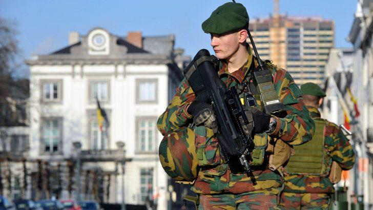 Belçika yine tehdit altında