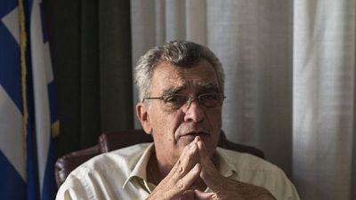 """Galinos: """"Avrupa'da gerçek tehlike faşizm"""""""