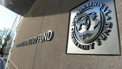 Türkiye'den IMF'ye hibe