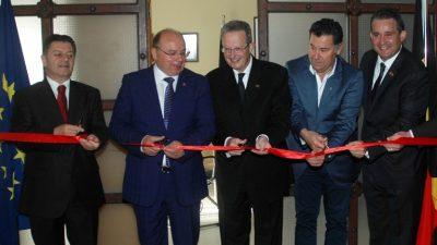 Bodrum'da Belçika Fahri Konsolosluğu açıldı