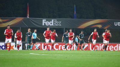 Konyaspor Portekiz'de kayıp