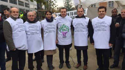 NVA'lı siyasetçiden HDP'lilere destek