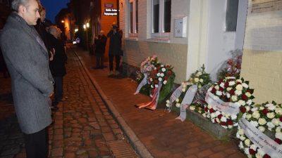 Neonazi saldırısında hayatlarını kaybedenler anıldı