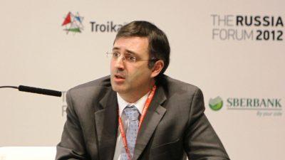 """Guriev: """"Türkiye'nin ekonomik temelleri sağlam"""""""