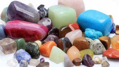Taşların şifa dağıttıklarını biliyor muydunuz?