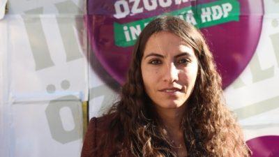 Hakkında gözaltı kararı bulunan HDP Milletvekili Brüksel'de