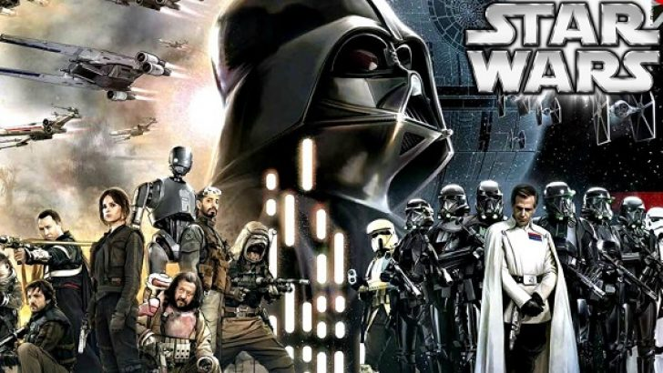 """Rogue One: Bir Star Wars Hikayesi"""