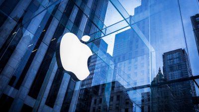 AB'den Apple firmasına soruşturma