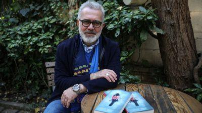 """Yazar Yenişehirlioğlu, yeni romanı """"Kara Güneş""""i tanıttı"""