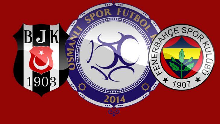 Türk takımlarından Avrupa'da bir ilk