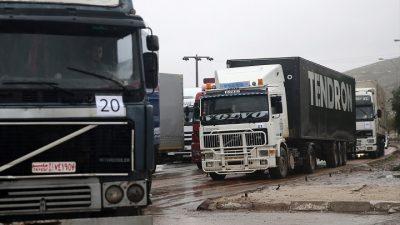 BM'den Suriye'ye yardım