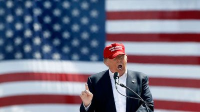 Trump'ın ticaret politikaları 2017'nin en büyük riski