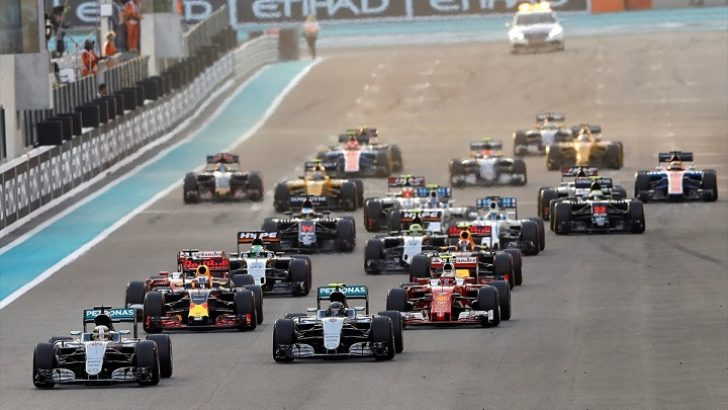 Formula 1'de 2021 sezonu taslak takvimi açıklandı