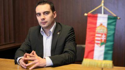 Macaristan'da Jobbik partisine ceza