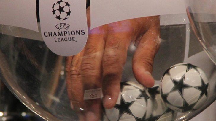 Şampiyonlar Ligi'nde çeyrek ve yarı final kuralar çekildi