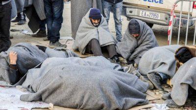 ZDF, Yunanistan'ın mültecilere karşı yasa dışı uygulamalarını belgeledi