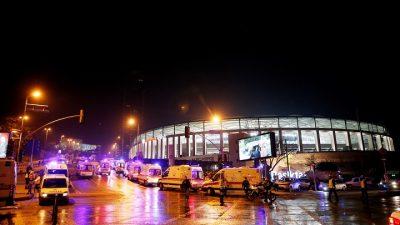 İstanbul'da patlama: Çok sayıda yaralı var