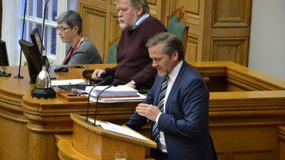 """Danimarka Dışişleri Bakanı: """"1915 olayları tarihçilerin işi"""""""