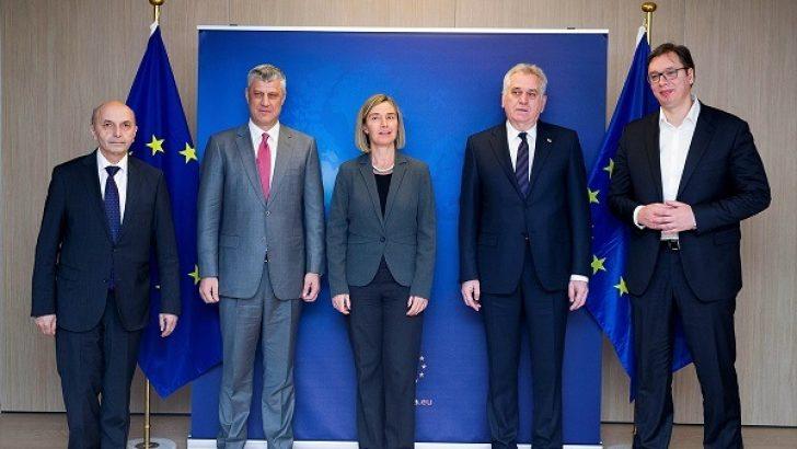 Kosova ile Sırbistan arasındaki diyalog süreci