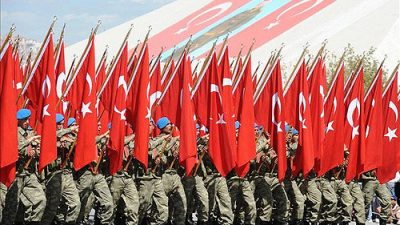 """Türk Ordusu"" / Ahmet Urfalı"