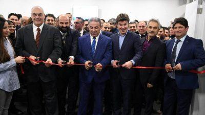 Türk Dernekler Birliği, yeni merkezine kavuştu