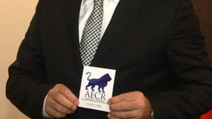 AK Parti'nin ACRE üyeliğinden çıkarılma talebi reddedildi