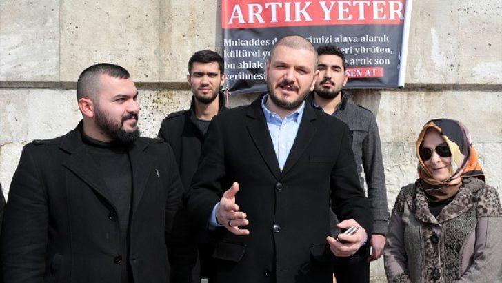 """Alperen Ocakları'ndan """"izdivaç programı"""" karşıtı kampanya"""