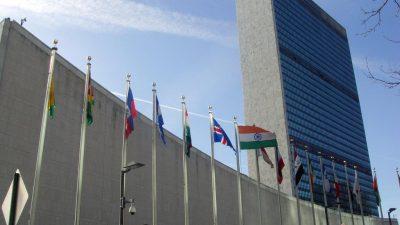 """AB'den Birleşmiş Milletler Güvenlik Konseyine """"Suriye"""" çağrısı"""