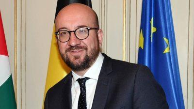 Belçika Başbakanı Charles Michel'den Zühal Demir'e destek