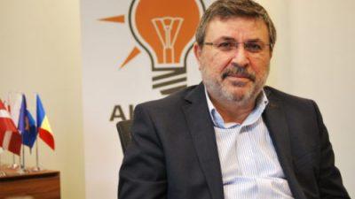 AK Parti Brüksel Temsilcisi Ruhi Acikgoz'den Bayram mesaj