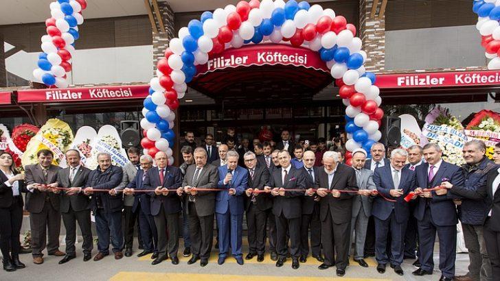 Filizler Köftecisi yeni şubesini Pendik'te açtı