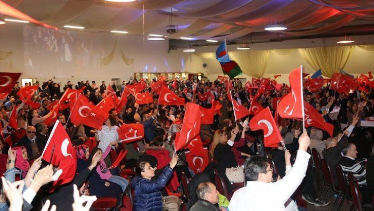 """""""Almanya'da Türk partileri ve siyaset stratejileri"""""""