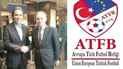 Spor Bakanı Kılıç, ATFB ve TÜFAD Avrupa Başkanı Abdulkadir Bakırdöven'i tebrik etti