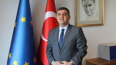 Faruk Kaymakcı, Türkiye-AB ilişkilerini değerlendirdi