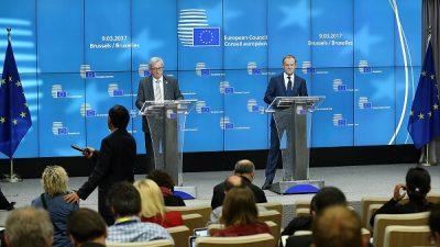 Polonya, AB Zirvesi Bildirisini veto etti