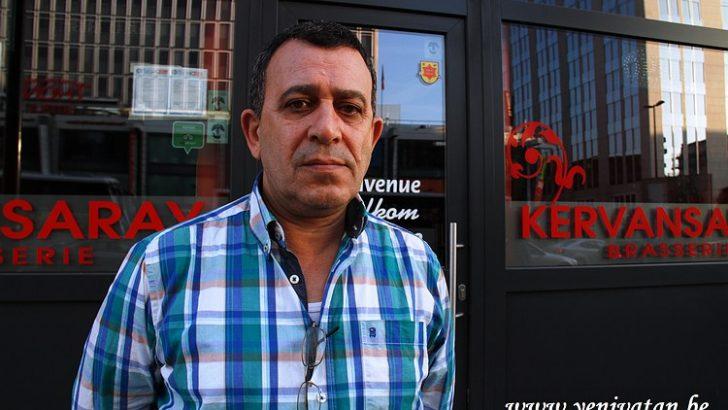 """Brüksel'de lokanta sahibi Türk'e tehdit: """"Erdoğancıları istemiyoruz"""""""