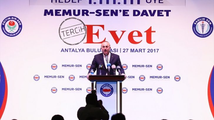 """""""Avrupa ülkeleri Türkiye'deki bir seçimde ilk defa taraf tutuyor"""""""