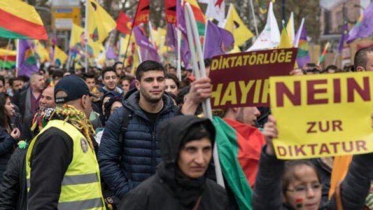 Almanya'dan PKK/PYD terör örgütlerine katılım