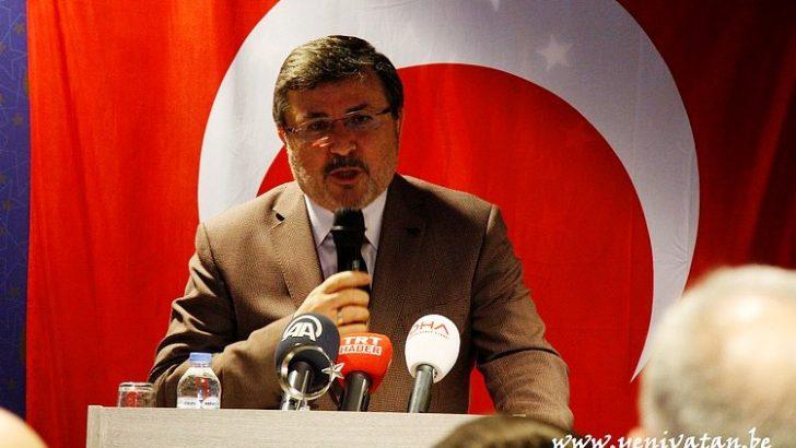 AK Parti Brüksel AB Temsilciliği'nden 30 Ağustos Zafer Bayramı mesajı